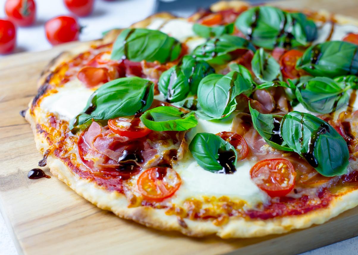 Gluteeniton pizza - Gluteenitonta elämää